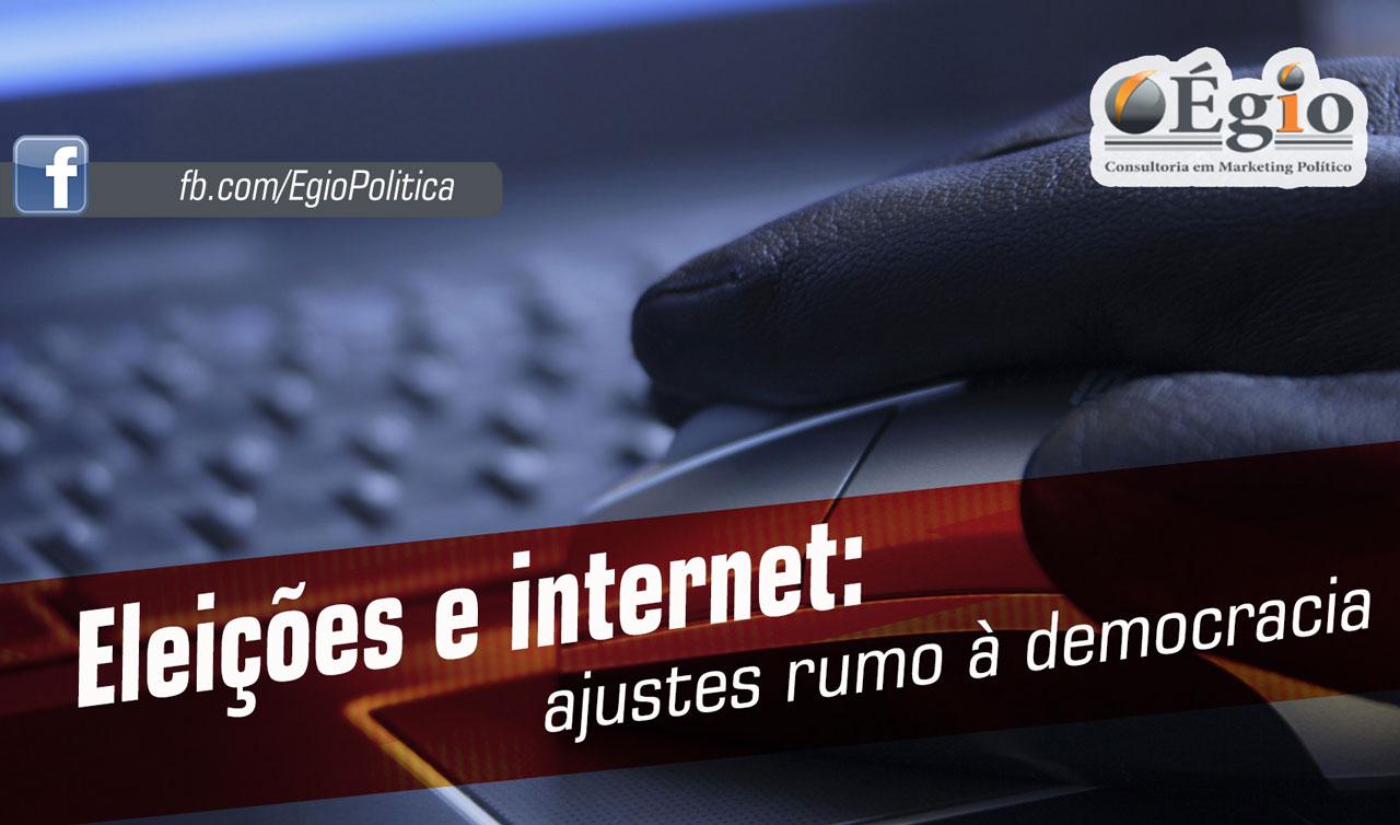 Eleições e internet: ajustes rumo à democracia