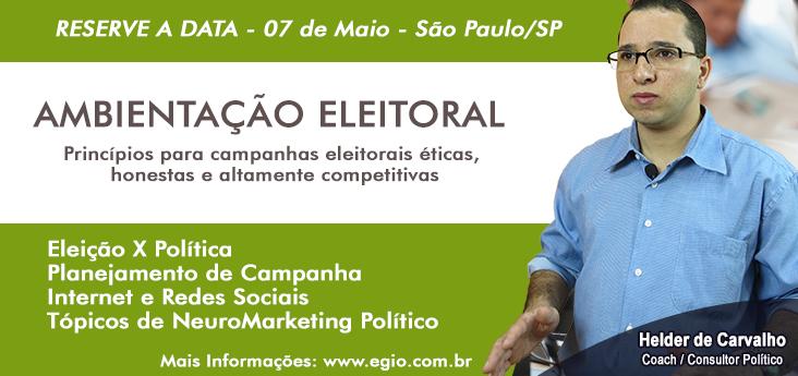 Curso: Ambientação Eleitoral – São Paulo/SP