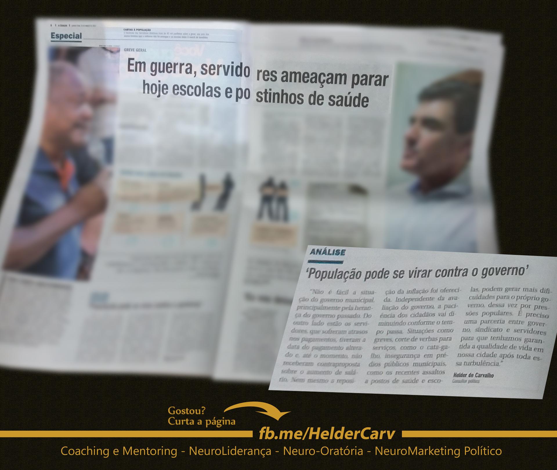 Greve de Servidores Municipais – Ribeirão Preto