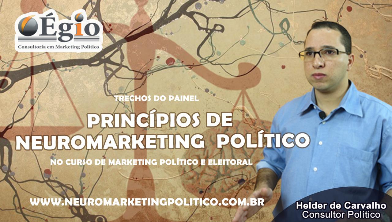 Princípios do Neuromarketing Político – Apresentação Helder de Carvalho – Santa Rita-MA  04/07/15