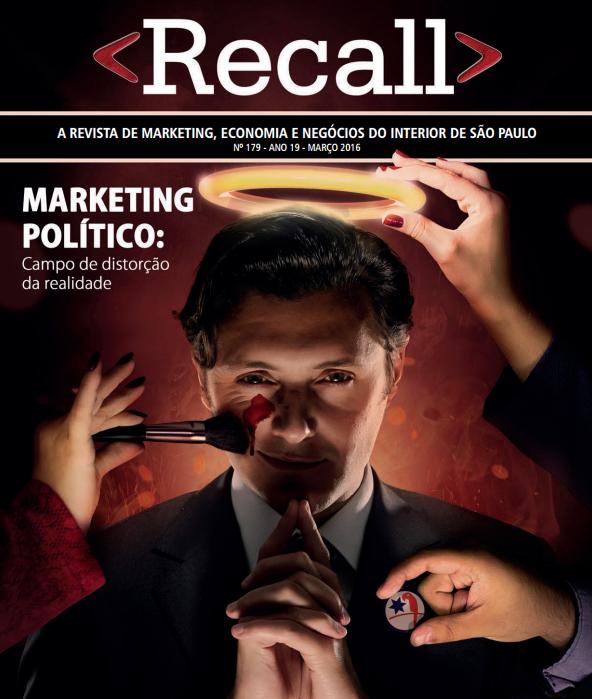 Revista Recall: Marketing Político